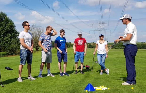 golf-schnupperkurs-sinsheim-einweisung
