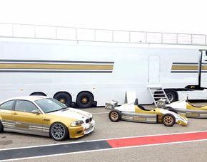 Tourenwagen fahren - 8 Runden BMW M3 Rennauto - Dijon - 8 Runden