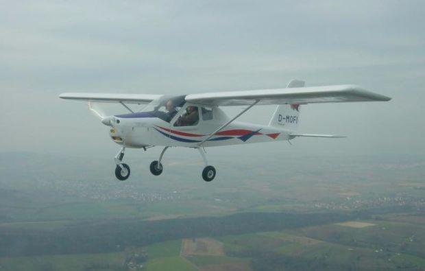 flugzeug-rundflug-aschaffenburg-grossostheim