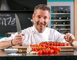 Kochen mit Starköchen (Mediterrane Küche) - Kempten (Allgäu) Mediterrane Küche mit Christian Henze