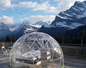Bubble Hotel Braunwald