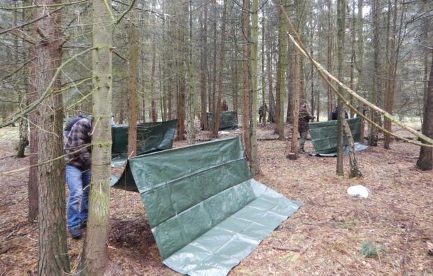 survival-training-albersdorf-schlafplatz