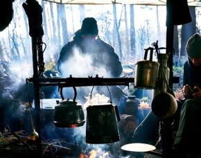 Outdoor Survival Camp - Albersdorf Erste Hilfe, Knotenkunde, Kochen am Lagerfeuer, Wasser trinkbar machen