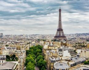 Städtetrip Paris mit Centre Pompidou für 2 (3 Tage) 25hours Hotel Terminus Nord - Frühstück