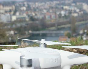 Drohnen-Workshop - 4 Stunden Basic-Workshop - 4 Stunden inkl. 20 Minuten selber fliegen