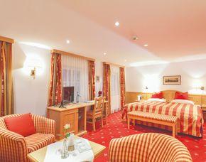 Kurzurlaub inkl. 120 Euro Leistungsgutschein - Hotel Tannbergerhof - Lech Hotel Tannbergerhof