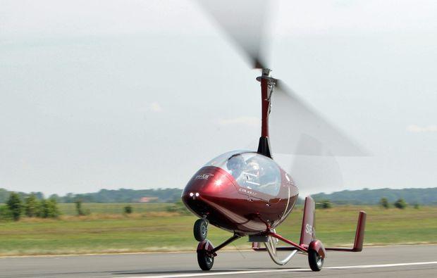 tragschrauber-rundflug-regensburg-gyrocopter-rot-start-45min