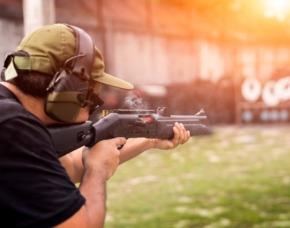 Schießtraining Gewehre & Handfeuerwaffen Marl Schießtraining mit Gewehren, Handfeuerwaffen - 120 Minuten