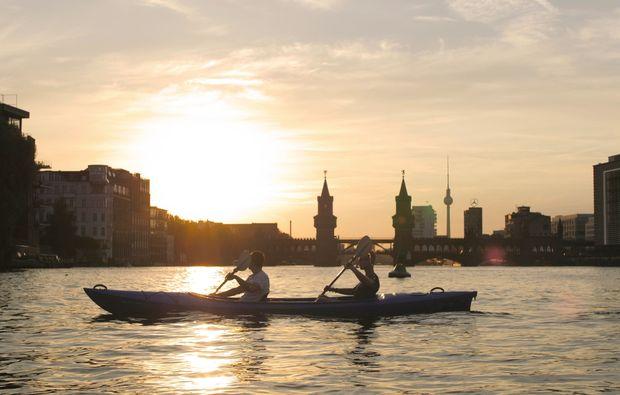 kanu-tour-berlin-sonnenuntergang
