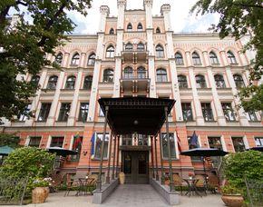 Städtetrip - 1 ÜN Monika Centrum Hotel