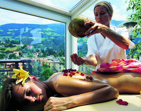 2x2 Übernachtungen inkl. Erlebnis - Vital Hotel Goldene Krone - Brixen Vital Hotel Goldene Krone - Mountainbiketour oder Heubad