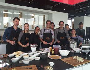 Erlebnisrestaurant - Live Cooking - OM-Event-Location - Holzgerlingen Live Cooking, 4-Gänge-Menü, inkl. Getränke