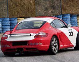 CH_Porsche Cayman Cup - 4 giri Porsche Cayman Cup - 4 Runden - Streckenlänge 1.100 Meter