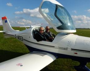 Flugzeug selber fliegen - 60 Minuten - Ganderkesee 60 Minuten