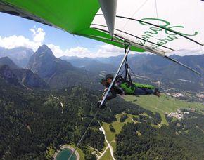 Drachenfliegen Garmisch-Parten...