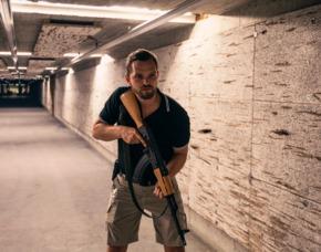 Großkaliber Schießtraining Rosenheim Schießtraining mit Pistolen - 2 Stunden