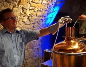 Braukurs Heppenheim Herstellen eines Biersudes, inkl. Verkostung und 2-Gang Mittagessen