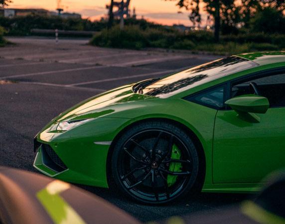 Lamborghini selber fahren Lübeck Lamborghini Huracan - 60 Minuten