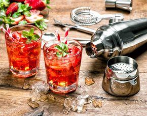 Cocktail-Kurs Zubereitung von 5 Cocktails