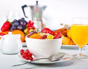 Frühstückszauber für Zwei Frühstücksbuffet, inkl. 1 Heißgetränk