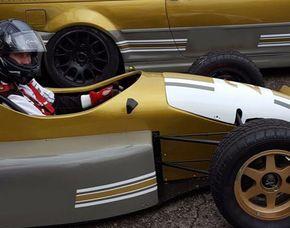 Formel Rennwagen fahren - 3 Runden Formel Rennwagen - Dijon - 3 Runden