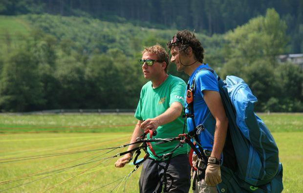 gleitschirm-schnupperkurs-mayrhofen-instruktor