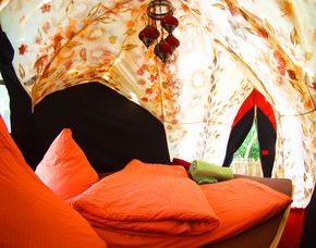 Außergewöhnlich Übernachten - Traumkokon - 1 ÜN im Traumkokon - Eintritt Freizeitpark