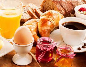 Frühstückszauber für Zwei - Mühlhausen im Täle Frühstücksbuffet, inkl. Getränke