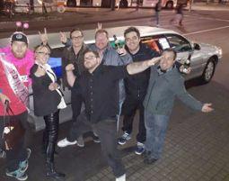 limousine-party