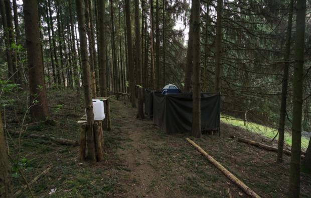 survival-training-in-marpingen-wald