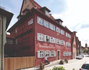 Kulturreisen Dinkelsbühel 2 ÜN / 3 Tage Altstadtmittehotel Sonne - inkl. 3-Gänge-Menü