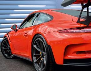 Porsche 911 GT 3 RS Rennstreckentraining - Bad Driburg Porsche 911 GT 3 RS - 10 Runden - Bilster Berg Drive Resort