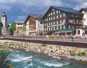 Kurzurlaub inkl. 30 Euro Leistungsgutschein - Hotel Tannbergerhof - Lech Hotel Tannbergerhof
