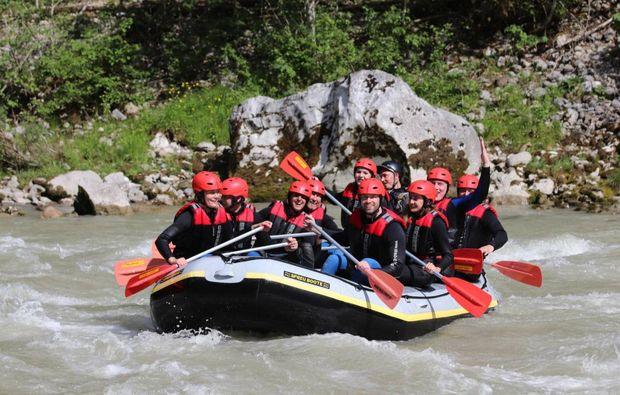 raftingurlaub-schneizlreuth-action
