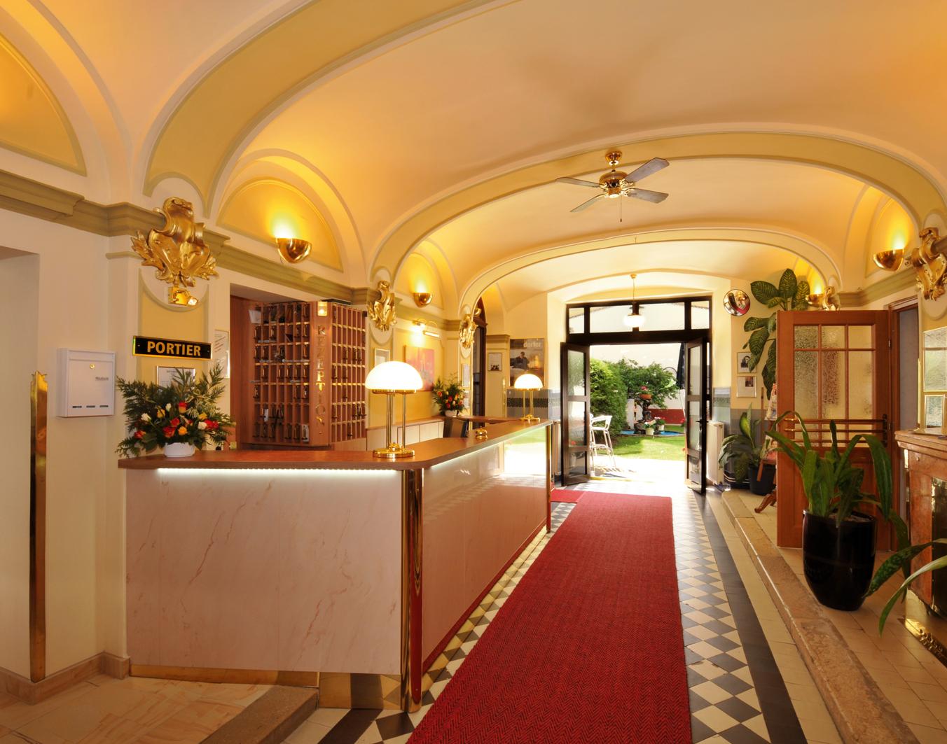 Box Idyllische Unterkünfte / Zauberhafte Unterkünfte - Wien Hotel Praterstern