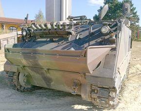 Panzer fahren - Schützenpanzer M113 - 60 Minuten Schützenpanzer M113 selber fahren - 60 Minuten