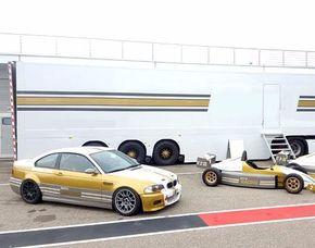 Tourenwagen fahren- 3 Runden Hockenheimring BMW M3 Rennauto - Hockenheimring - 3 Runden