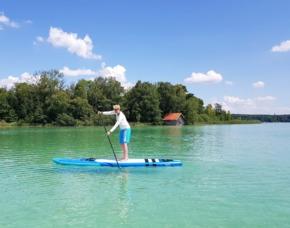 SUP-Kurse Wörthsee