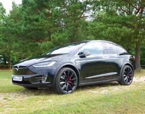 Tesla Model X P90DDL fahren - 24 Stunden Tesla Model X P90DDL - 24 Stunden