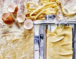 Italienisch Kochen (Pasta) - Nürnberg Pasta-Kochkurs - inkl. Getränke