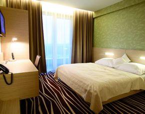 Kurzurlaub inkl. 80 Euro Leistungsgutschein - Hotel Ponteo Activity Park - Bratislava-Rusovce Hotel Ponteo Activity Park