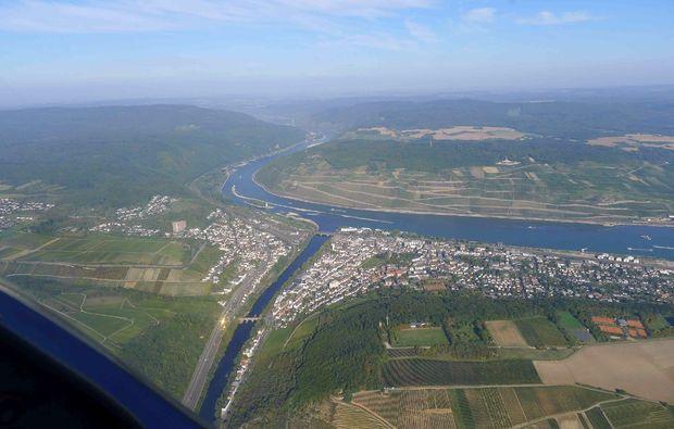 tragschrauber-rundflug-miltenberg-fluss