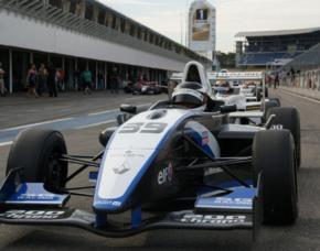 Formel Renault 2.00 - 6 Runden - Blitzheim - Biltzheim Formel 2000 – Anneau du Rhin – 6 Runden