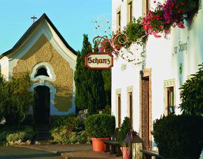 Kurzurlaub inkl. 80 Euro Leistungsgutschein - Hotel und Wirtshaus Zur Schanz - Ebbs Hotel und Wirtshaus Zur Schanz