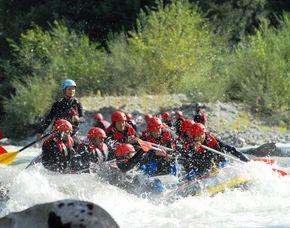Abenteuer Wochenende - Schneizlreuth Rafting  und Canyoning-Tour