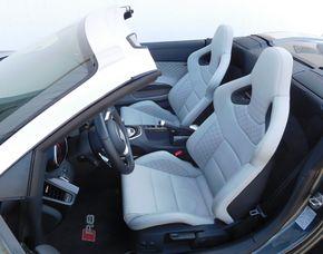 Audi R8 V10 Spyder - 80 Minuten Audi R8 V10 Spyder - 80 Minuten