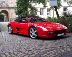 Ferrari selber fahren - Ferrari F355 - 60 Minuten - Memmelsdorf Ferrari F355 - Ca. 60 Minuten