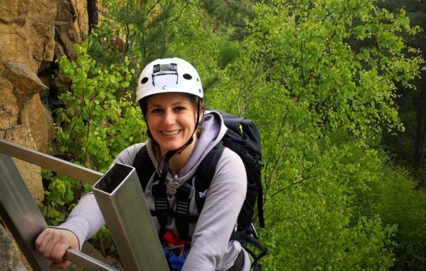 Klettersteigset Selber Knoten : Klettersteig schriesheim mydays