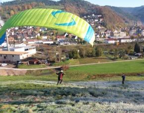Gleitschirm Schnupperkurs Oberkirch