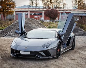 Lamborghini Aventador S fahren (30 Min.) Rosenheim Lamborghini Aventador S - 30 Minuten